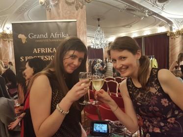 CK GRAND AFRIKA na módní přehlídce Jaroslavy Procházkové v Lucerně