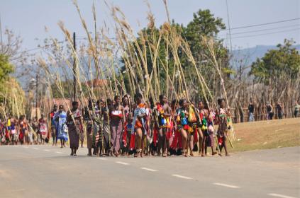 Blíží se největší kulturní akce království Eswatini!