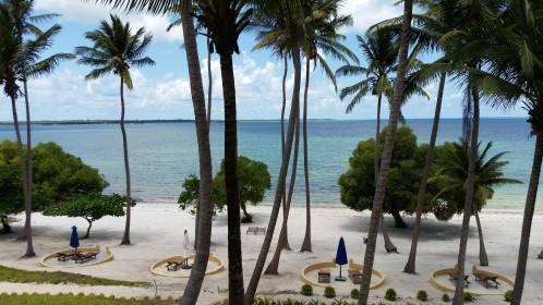 Mafia (Zanzibar) - Kinasi Lodge 4* PLNÁ PENZE