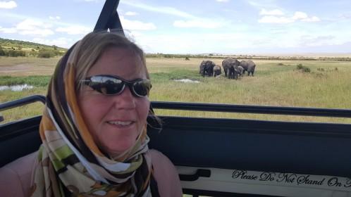 Keňa privátně a na míru komfortně - Masai Mara, Amboseli, Diani Beach - únor 2019