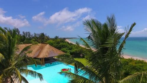 Neobjevené pláže Mozambiku