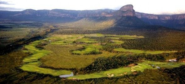 Dovolená v Jihoafrické republice s golfem a safari