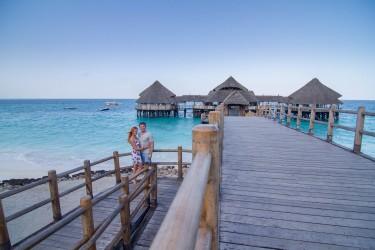 Svatební cesta - Zanzibar