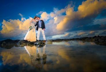Pavlína svému životnímu partnerovi řekla své ano na ostrově Mauricius