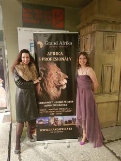 CK Grand Afrika jako partner soutěže Souboj nevěst