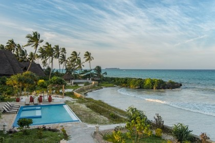 odpočinek u Indického oceánu s CK Grand Afrika