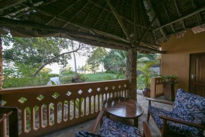 ubytování suite Kinasi Lodge Mafia