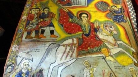 Historický sever Etiopie
